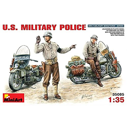 Unbekannt Mini Art 35085 – U.S. Police Militaire