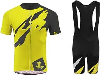 Uglyfrog Bike Wear Newest Designs Men's Cycling Jersey Short Sleeves Bicycle Bike Racing Clothing/Shirt