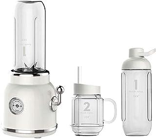 ZWWZ Juicer Machines, Mélangeur Personnel Portable Automatique Portable - Mini Blender Presse-Agrumes, Baby Food Gymnase d...