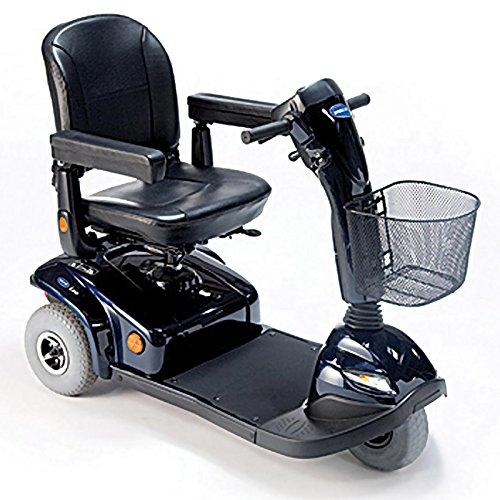 Invacare - Patinete eléctrico de 3 ruedas, color azul