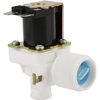 Comok Fcd 270a Water Inlet Valve Electric Solenoid Valve For Washing Machine Ac 220v 50hz Amazon Com Industrial Scientific