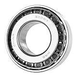 Cuscinetto a rulli conici da 35 mm * 72 mm * 24,25 mm, 32207 cuscinetti in acciaio ad alta velocità conici per automobile, laminatoio, Minier