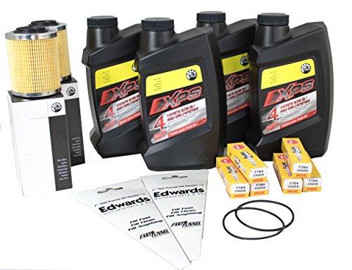 Sea-Doo Spark Oil Change Kit, Oil Filter, O-Ring &...