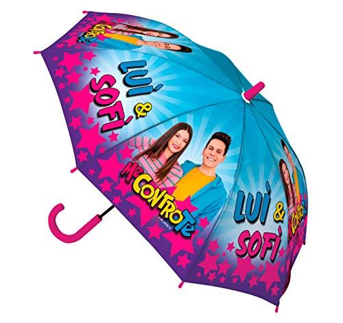 NewstoreBusiness Regenschirm Me gegen Te, lang, Durchmesser 84 cm