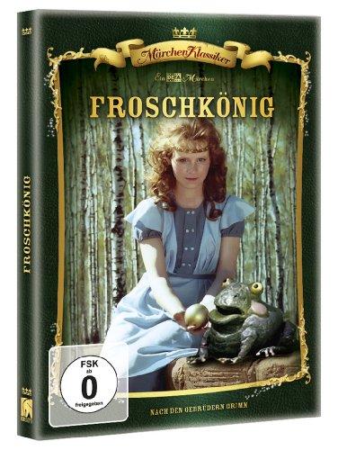 Der Froschkönig ( digital überarbeitete Fassung )