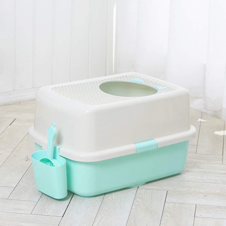 Cat toilet Cat Grid Extra Large Toilet Semienclosed, 5