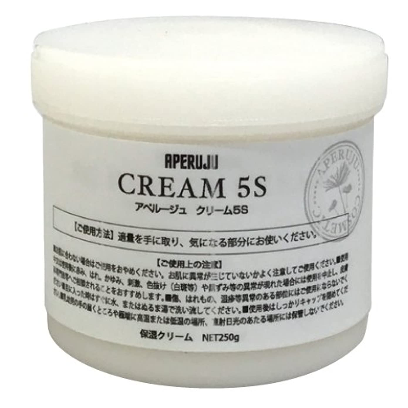 バレエシンポジウムクリーナーアペルージュ クリーム5S 250g