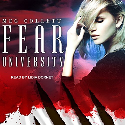 Fear University audiobook cover art