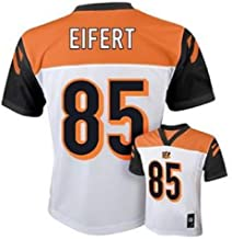 Outerstuff Tyler Eifert Cincinnati Bengals White Youth Away Mid Tier Jersey