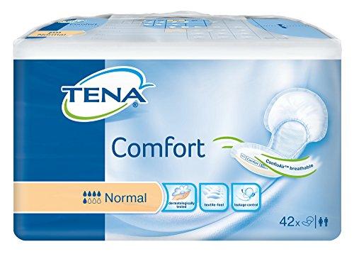 Tena Comfort Normal Confioair Pack de 42 Couches