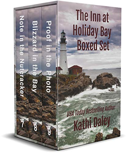 The Inn at Holiday Bay Books 7 - 9 by [Kathi Daley]