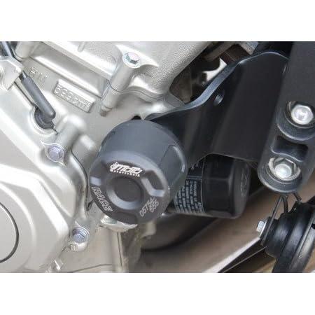 Satz Gsg Moto Duo Safety Sturzpads Passend Für Die Honda Cbf 600 Pc43 08 Auto