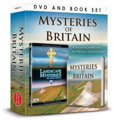 Mysteries of Britain (DVD/Book Gift Set)