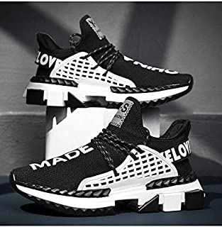 MR.SHOES 2019 Men Sport Running Sneakers Shoes.YS-Fashion Sneakers Breathable Outdoor Shoes for Men. Casuals for Men