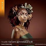 Vivaldi: Concerti per violoncello, Vol. 3