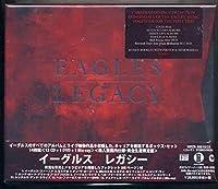 イーグルス EAGLES 「レガシー LEGACY」 輸入盤国内仕様 完全生産限定盤 12CD++