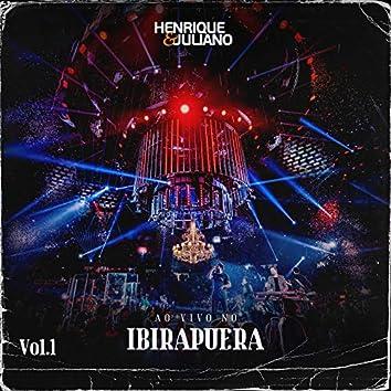 Ao Vivo no Ibirapuera, Vol. 1