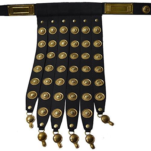 NASIR ALI NUEVO cinturn de luz romana para cinturn de cuero medieval de la Legin de Roma