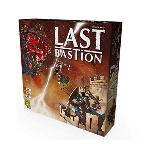 Repos Production-LBES01 Last Bastion Español, Multicolor, Talla Única (LBES01)