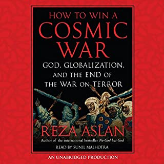 How to Win a Cosmic War audiobook cover art