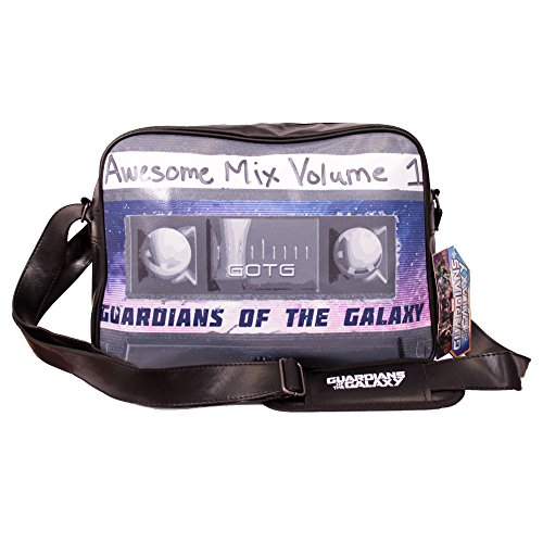 Guardians of the Galaxy Tape Messenger Tasche (schwarz)