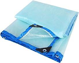 LIXIONG Tarpaulin tarps Outdoor Thicken PE Winddicht Anti-aging Regendicht Doek, 23 maten Aanpasbaar (Kleur: Blauw, Maat: ...