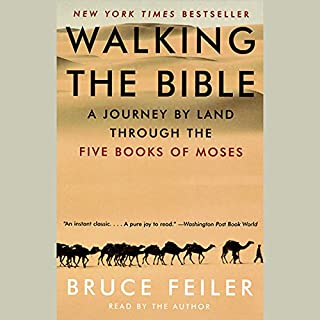 Walking the Bible audiobook cover art