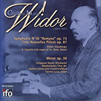 Widor: Symphony No.10/Mass