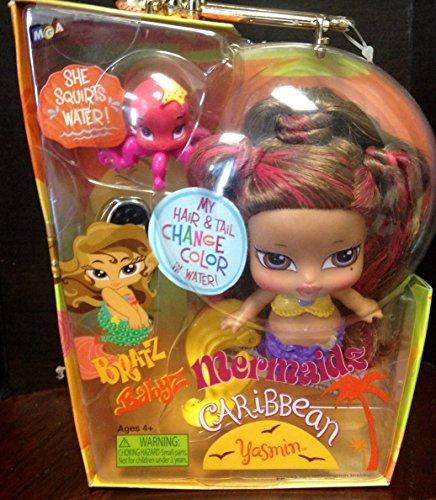 Bratz Babyz Mermaidz Caribbean Yasmin