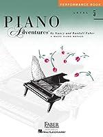 Piano Adventures Level 5 Performance Book
