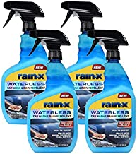 Best rain x waterless wash and wax Reviews