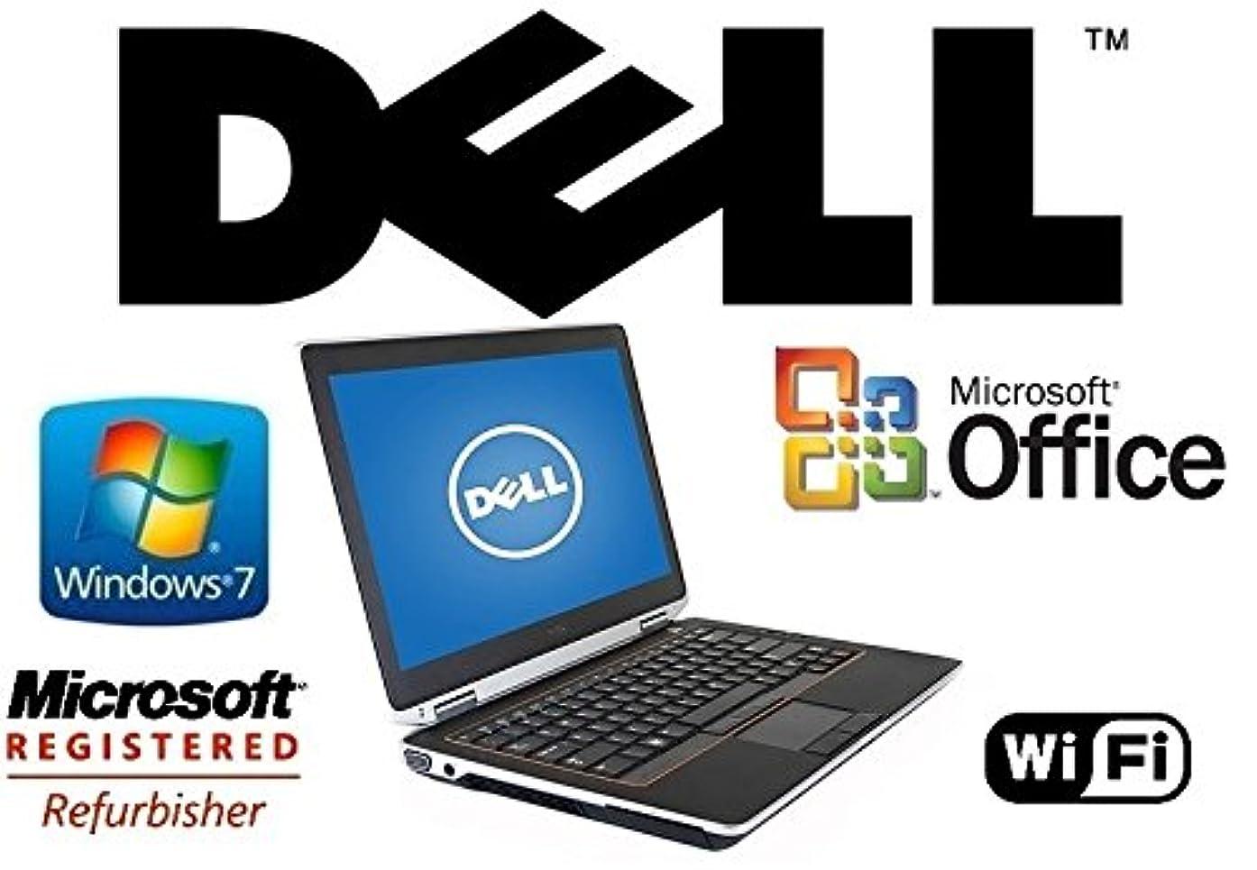 Sleek Latitude E6420 Notebook PC - Fast Intel Core i7 2.7GHz CPU / 16GB DDR3 RAM / New Huge 2TB HDD - WiFi - DVD-RW - Windows 7 Pro 64-Bit OS +MS Office Laptop