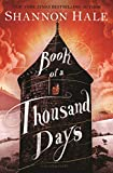 Book fo a Thousand Days book cover