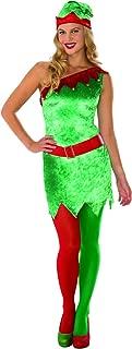 christmas elf adult costume