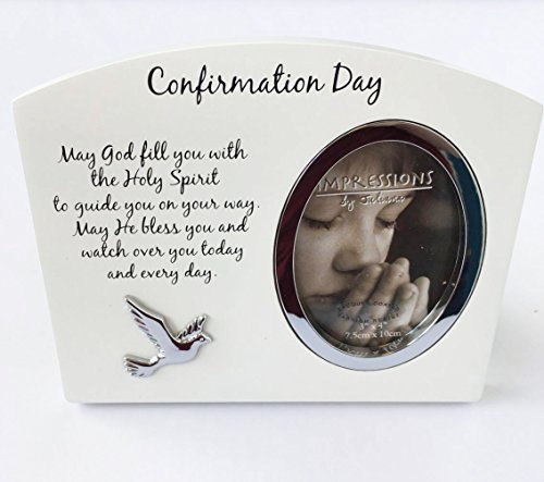 Confirmation Day Photo Frame Lov...
