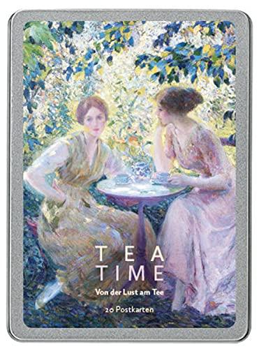 Tea Time: Von der Lust am Tee