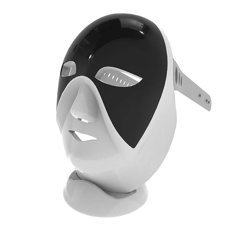 キネマティクス配管天皇7色LEDマスク光子光肌若返り療法、韓国スキンケア、フェイシャルスキンケアマスク