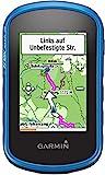 Garmin eTrex Touch 25 - GPS-Outdoor-Navigationsgerät mit Topo Active Europakarte, 2,6' Farbdisplay, vorinstallierten Aktivitätsprofilen für bspw. Wandern, Bergsteigen, 3-Achsen-Kompass...