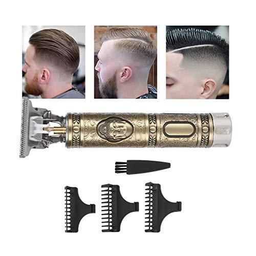 Recortadores de barba recargables, cortapelos, corte de pelo para hombres y mujeres