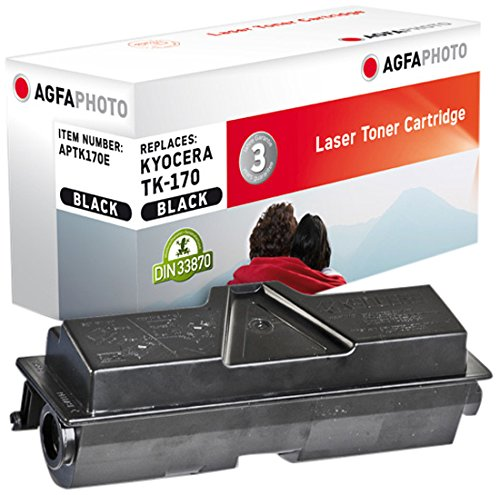 AgfaPhoto APTK170E Toner für Kyocera FS1320, 7200 Seiten, schwarz
