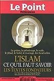 Le Point Références N 65 Islam Ce Qu Il Faut Savoir Aout 2016