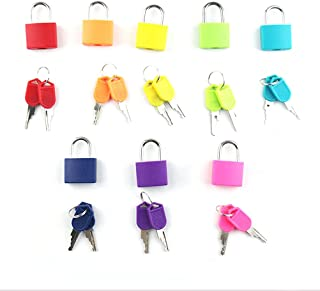 1 Pack of 8 Colors Locks and Keys Toy Premium Children Early Educational Toy Kids Sensory Toy Perfect for Kids