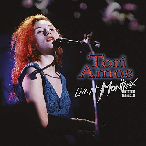 Tori Amos - Live At Montreux 1991/1992 (Limited 2LP coloured) [Vinyl LP]