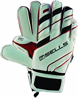 Sells Wrap Axis 360 Excel Supersoft 4 W/Guard Goalie Gloves