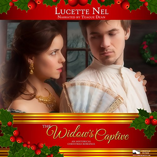 『Widow's Captive: An Historical Christmas Romance』のカバーアート