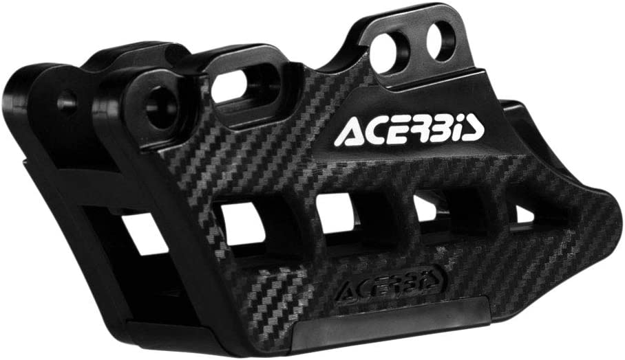 Acerbis Chain Guide Block 2.0 Black 1999-20 National uniform Our shop OFFers the best service free shipping RM250 - Suzuki Fits:
