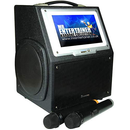 Mr Entertainer Digibox. Portable...
