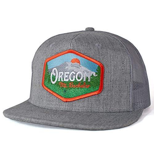Little Bay Root Oregon Mt. Bachelor Vintage | Trucker Hat