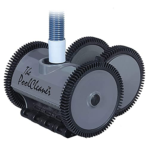 Hayward Poolvergnuegen 896584000-525 The PoolCleaner Automatic 4-Wheel Suction Cleaner