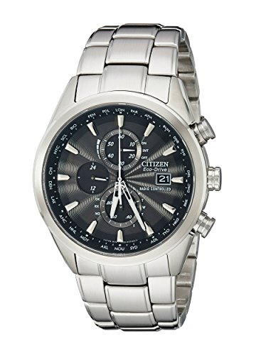 Citizen Men's AT8010-58E Stainless Steel Eco-Drive Dress...